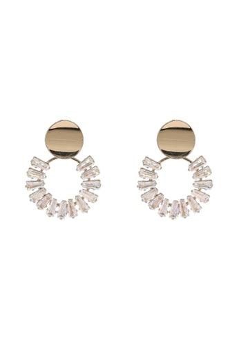 ALDO gold Gaddes Pierced Earrings FC0CAACB9E9C56GS_1