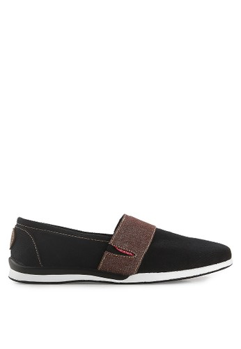 Andretelli black Richard Casual Shoes AN907SH33NNUID_1