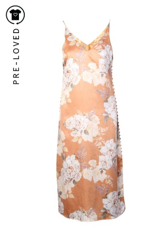 We Are Kindred multi Pre-Loved we are kindred Floral Printed Long Dress 08B1EAAA512B55GS_1
