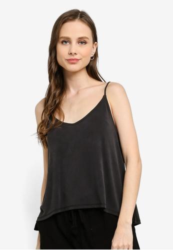 Cotton On black Tiana Cami Top E10D7AAD9DC79FGS_1