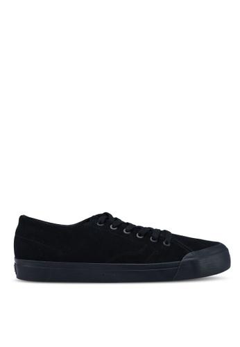 DC Shoes black Evan Lo Zero Shoes 88455SH22C5328GS_1
