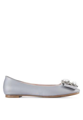 Sunnydaysweety 2018 新款簡約平底鞋 A0209GY 6C1D1SH2CB0891GS_1