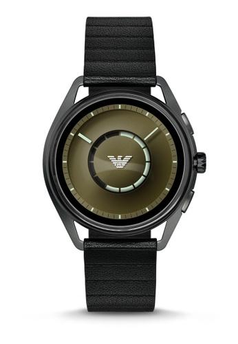 ARMANI black Matteo Touchscreen Smartwatch ART5009 DE2DDAC4508444GS_1