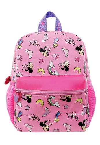 Disney Minnie pink Disney Minnie Mouse Pink Kids Backpack (12-inch) 9A0A4KC30FF078GS_1