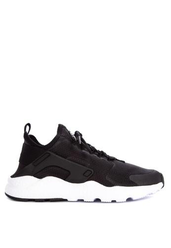 Nike black Nike Air Huarache Run Ultra Shoes 036EASH1130030GS_1