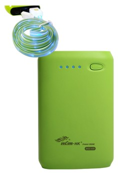 ​MSM HK Powerbank 8400mAh With FREE Bavin 1m LED USB Cable for Smartphone