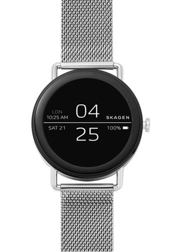 Skagen silver Skagen Falster Silver Smart Watch SKT5000 2683DAC228D3D7GS_1