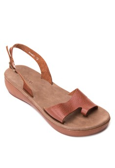 Mandy Wedge Sandals