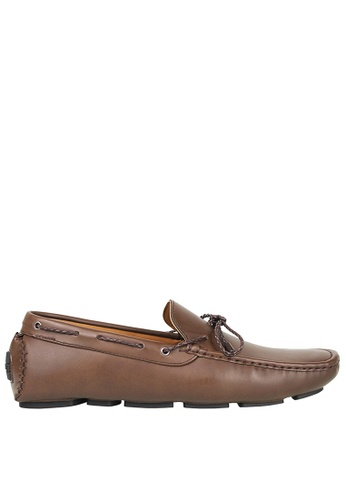 Tomaz brown Tomaz C354 Braided Loafers (Coffee) 1462ASHCF9E9C2GS_1