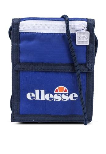 ellesse blue Fontana Pouch Bag 8E17CAC3AFA5ECGS_1