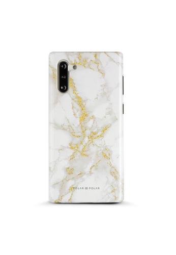 Polar Polar white Noble White Dual-Layer Tough Case Glossy For Samsung Note 10 B7556ACDFD57B9GS_1