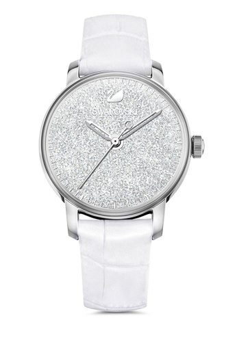Swarovski white Crystalline Hours Watch 2D853ACDB904BBGS_1