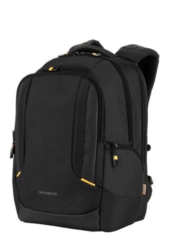 Samsonite black Samsonite Locus Eco Laptop Backpack N1 91E1EAC834CFE2GS_1