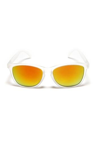 2i's to eyes white and orange 2i's Sunglasses - Chris 2I983AC30ZUJHK_1