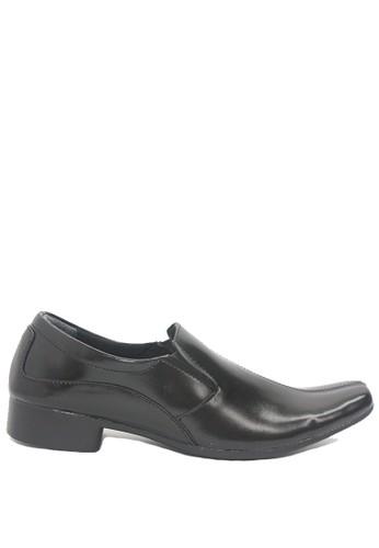 Dr. Kevin black Dr. Kevin Men Dress & Bussiness Formal Shoes 13332 - Black FF11BSH9180FB2GS_1