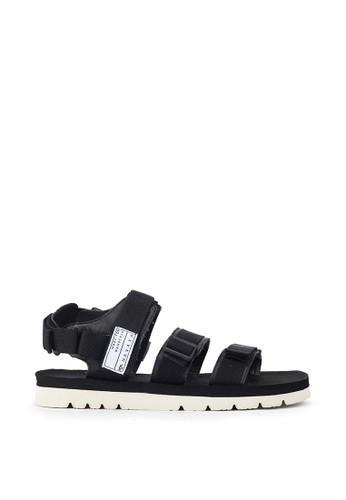 Navara black Xavier Black EVA Sandals 0C36BSH9A0D8A0GS_1