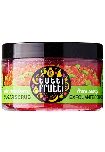 eff367973dd Tutti Frutti Tutti Frutti Wild Strawberry Sugar Body Scrub  E0A39BE720D644GS 1