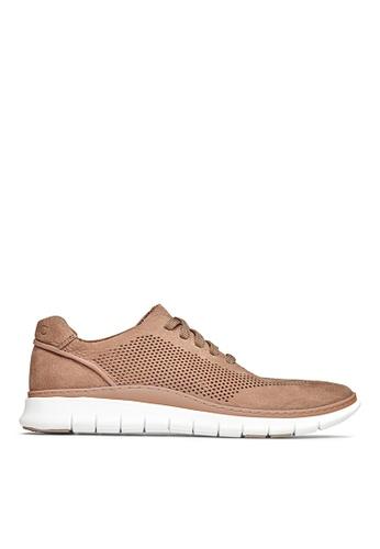 Vionic brown Joey Casual Sneaker 93193SHF5257F6GS_1