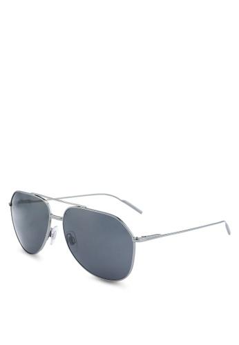 Dolce & Gabbana grey Dolce & Gabbana DG2166 Sunglasses 299D7GL442655FGS_1