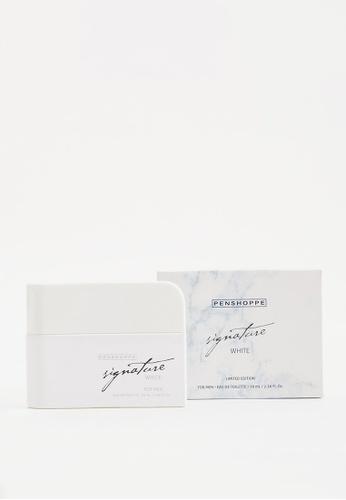 b25c2f3a6 Shop Penshoppe Penshoppe Signature White Eau De Toilette For Men 70ML Online  on ZALORA Philippines