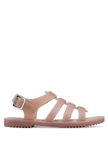 Melissa pink Melissa Flox ZUnissex Ad Sandals ME121SH0STK7MY_1