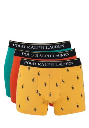 Polo Ralph Lauren multi 3-Pack Classic Trunks 45440US32A08B9GS_1