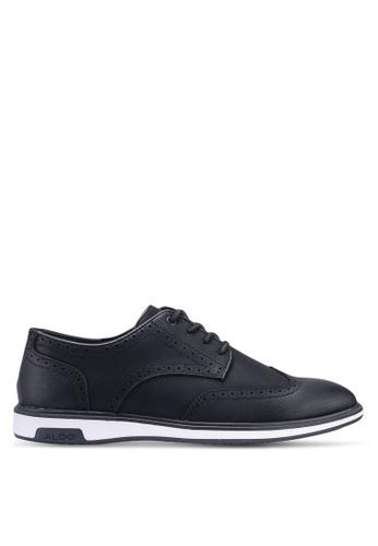 ALDO black Asterassa Hybrid Lace Up Shoes E0695SH5FA4E80GS_1