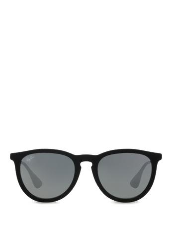 3512c12c68 Ray-Ban Erika RB4171 Sunglasses RA370GL50SDTSG 1