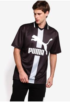 3013de75bd9 PUMA black Sportstyle Prime XTG Polo Shirt F2C58AAC089ACAGS_1
