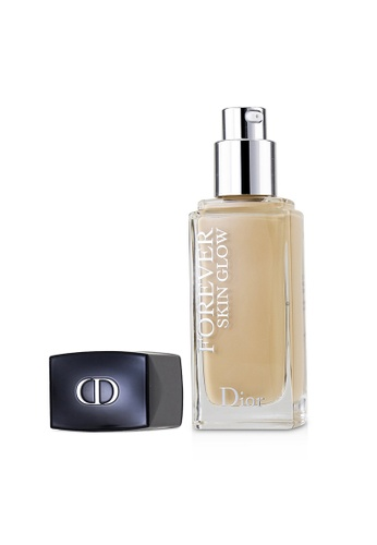 Christian Dior CHRISTIAN DIOR - Dior Forever Skin Glow 24H Wear Radiant Perfection Foundation SPF 35 - # 1W (Warm) 30ml/1oz 36A95BE36B8A80GS_1