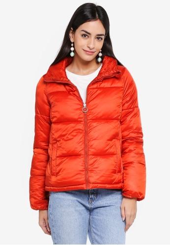 Vero Moda red Starlet Jacket C0925AA2D7480CGS_1
