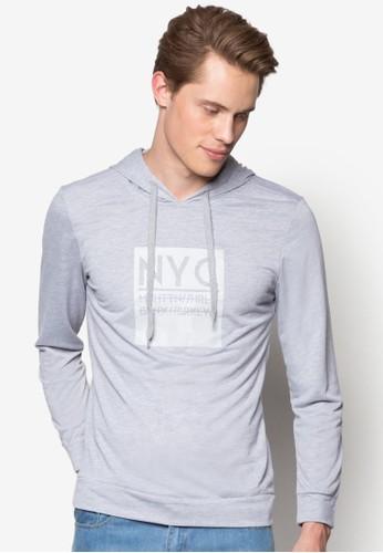 NYC 連帽長袖衫, esprit outlet 台灣服飾, 外套