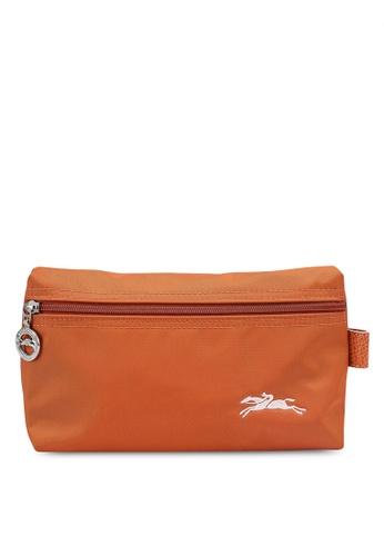 LONGCHAMP orange Le Pliage Club Pouch (zt) 59C10ACB0689DFGS_1
