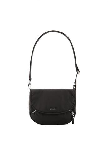 Pacsafe black Pacsafe Stylesafe Anti-Theft Crossbody Bag (Black) E4193ACE3D89D7GS_1