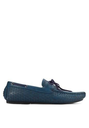 Voze blue Voze Portugal Collection Shoes VO198SH50UBLMY_1