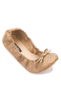 Roanne Foldable Ballerina Flats