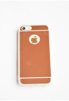 Mirror Back Plate Cover Soft Case for iPhone 6/6s