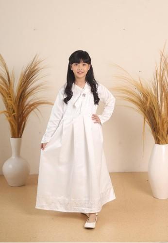 Princessa Flami white Hanbok Broken White Korea BEE78KA094A021GS_1