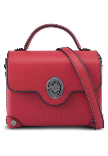ELLE red Mia Slings Bag A76CDACCBD8121GS_1