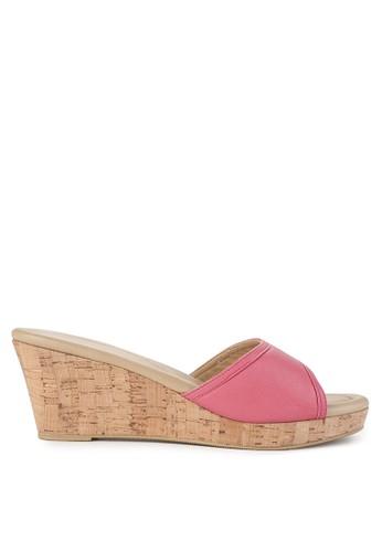 Andre Valentino pink Ladies Shoes 81414Za A7B0CSH1AC83B5GS_1