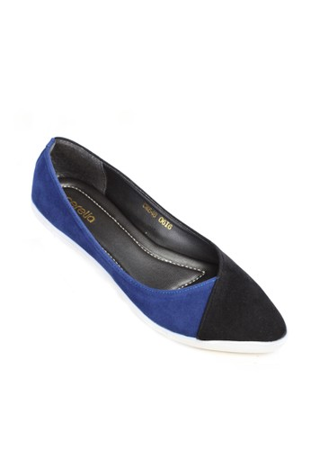 Cerelia black and blue Cerelia Daria Shoes CE343SH93ZDIID_1