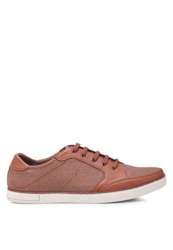 Rocklander brown Rocklander Sneakers RO753SH0UYFJID_1