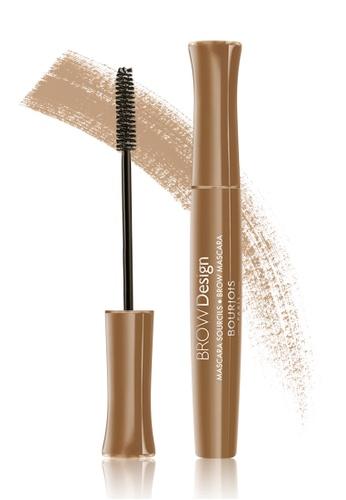 Bourjois Brow Design Eyebrow Mascara #02 Blond BO885BE91NAUSG_1