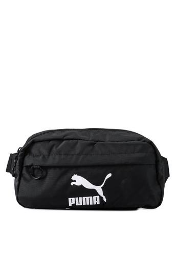 Puma black Originals Bum Bag 11F95ACC992D65GS 1 fe07d29cb2