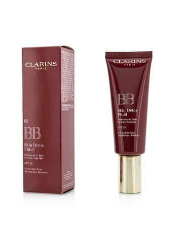 Clarins CLARINS - BB Skin Detox Fluid SPF 25 - #03 Dark 45ml/1.6oz 3D9E2BE5201FD2GS_1