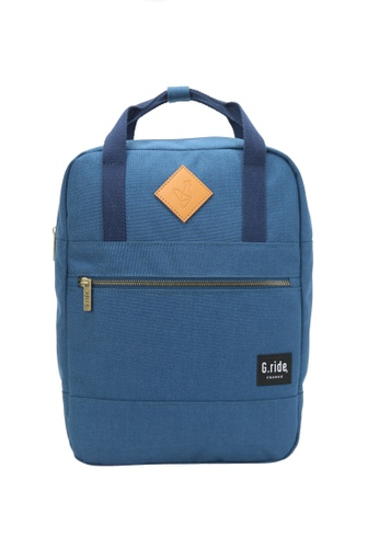 G.ride blue Diane Backpack 6FDC9AC9072341GS_1