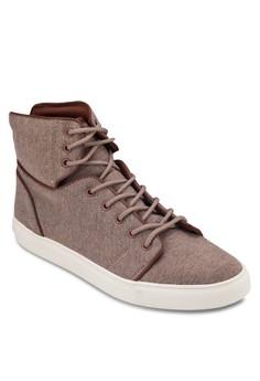 Jersey High Top Sneakers