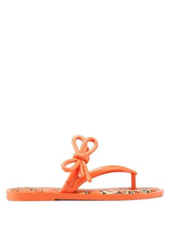 eb85eaf33511b Melissa orange Melissa Flip Flop Jason Wu Ad Sandals 5FDF5SH9B69BE6GS 1