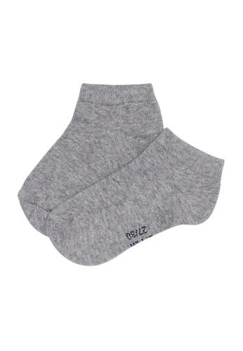 Du Pareil Au Même (DPAM) grey Grey Socks FAD53KAAD1FEB2GS_1