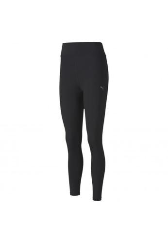 PUMA black Favourite Solid High Rise 7/8 Women's Training Leggings AF5B2AA7461131GS_1